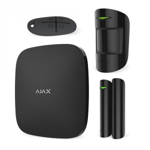 Комплект сигнализации Ajax StarterKit black