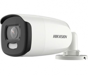 Turbo HD видеокамера Hikvision DS-2CE10HFT-F28 5 Мп ColorVu (2.8мм)