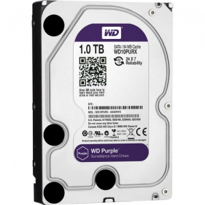 Жесткий диск Western Digital Purple WD10PURX 1TB